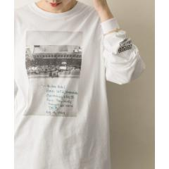 Roberta Bayley LONG-SLEEVE T-SHIRTS【お取り寄せ商品】