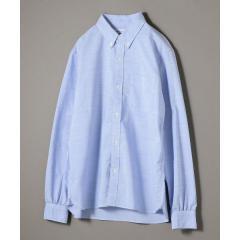SHIPS JET BLUE: THERMOLITE オックスボタンダウンシャツ【お取り寄せ商品】