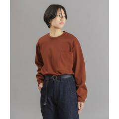 UNIFY Sleeve Tac Pullover【お取り寄せ商品】