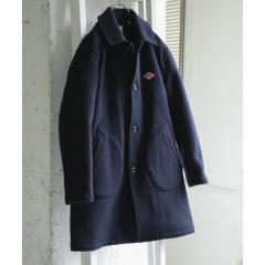 DANTON WOOL MOSSER シングルコート【お取り寄せ商品】