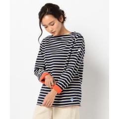 【ORCIVAL/オーシバル】COTTON LOURD FLEECE LIININGフリースバスクシャツ【お取り寄せ商品】