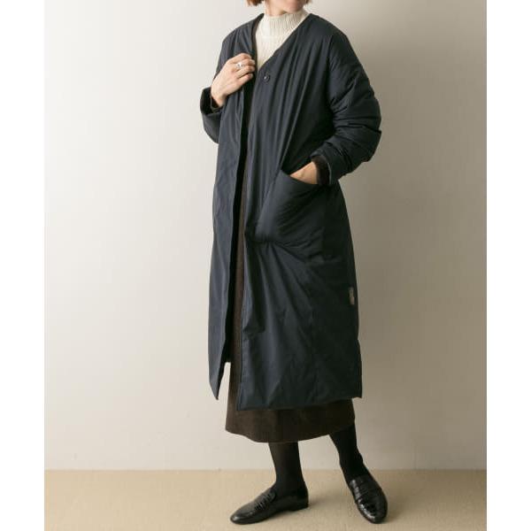 YOSOOU×URBAN RESEARCH 別注NO COLLAR COAT【お取り寄せ商品】