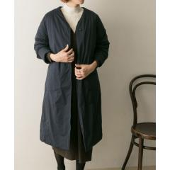 YOSOOU×URBAN RESEARCH 別注NO COLLAR COAT【お取り寄せ商品】
