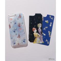 ディズニーコレクション・アナと雪の女王/着せ替えカバー付きiPhone8/7/6/6sケース
