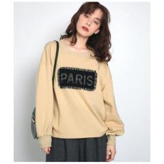 PARISロゴスウェット【お取り寄せ商品】