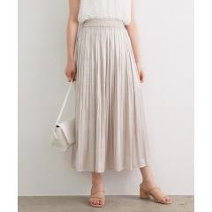 【新色追加】フェードアウトシャイニースカート【お取り寄せ商品】