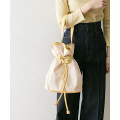 the dilettante TwillCanvasDrawing Bag【お取り寄せ商品】