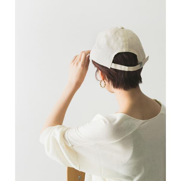 リネンキャップ【お取り寄せ商品】