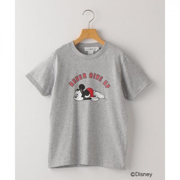 SHIPS KIDS:ミッキーマウス グレー TEE(140~150cm) - consultoriadigitalmkt.com.br