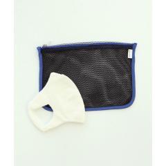 マスク  メッシュケース付き (hamon AG マスク)【お取り寄せ商品】