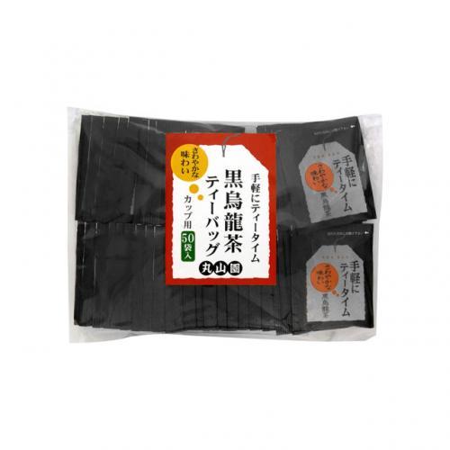 緑茶でティータイム黒烏龍茶TB