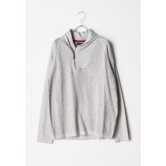 ノーティカ Nautica Shawl Collar SWEATER メンズ L ICEGREYHTR 00N