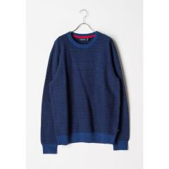 ノーティカ Nautica Crew Neck SWEATER メンズ XL ESTATEBLUE