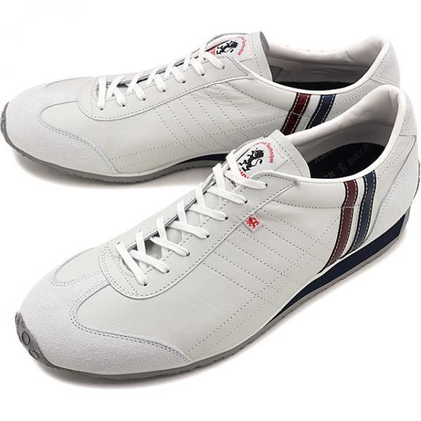 送料無料 パトリック PATRICK スニーカー アイリス IRIS (23140 SS20Q2) メンズ・レディース 日本製 靴 SMOKE ホワイト系