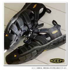 送料無料 KEEN Clearwater CNX キーン クリアウォーター CNX MNS スポーツサンダル 靴 Black/Gargoyle(1008660 SS13)