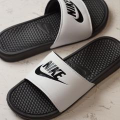 【SALE】NIKE ナイキ シャワーサンダル 靴 BENASSI JDI ベナッシ JDI ホワイト/ブラック/ブラック (343880-100 SS17)