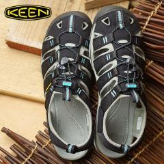 送料無料 KEEN キーン クリアウォーター シーエヌエックス サンダル 靴 レディース Clearwater CNX WMN Black/Radiance (1016298 SS17)