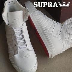 【SALE】送料無料 スープラ スケートシューズ メンズ レディース スニーカー 靴 スカイトップ クラシック SUPRA SKYTOP CLASSICS WWR (08003 SS16)