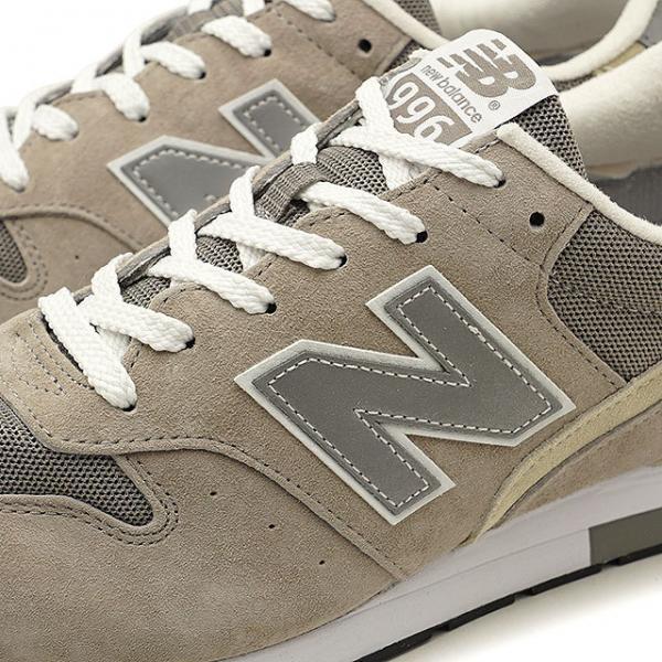 2f752e4e80cd2 ... 【SALE】newbalance ニューバランス メンズ・レディース Dワイズ MRL996 AG クールグレー スニーカー 靴 ...