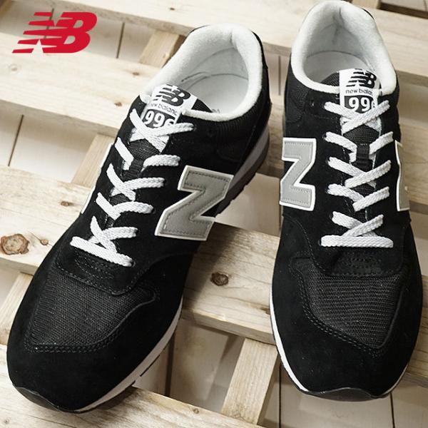 204fe9afba800 【SALE】送料無料 newbalance ニューバランス メンズ・レディース Dワイズ MRL996 BL ブラック スニーカー