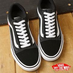 送料無料 VANS バンズ プロ スケート スニーカー 靴 Old Skool Pro オールドスクール プロ メンズ black/white (VN000ZD4Y28 SS18)