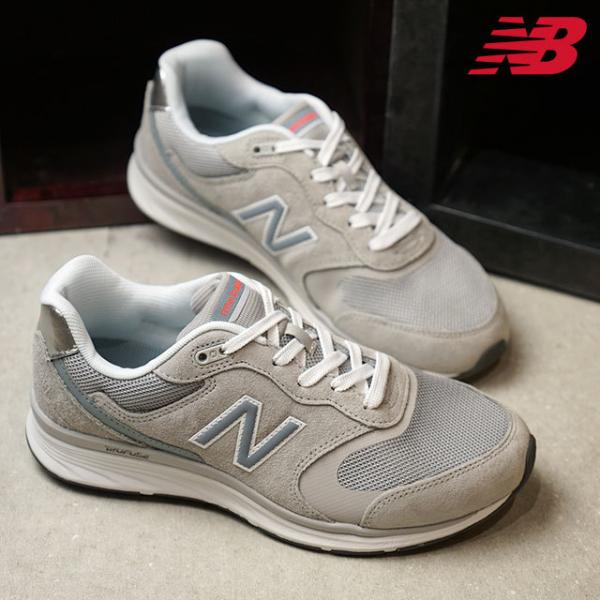 742481138b306 【SALE】newbalance ニューバランス レディース 2Eワイズ WW880 GRAY スニーカー 靴 (WW880GY4 FW18)