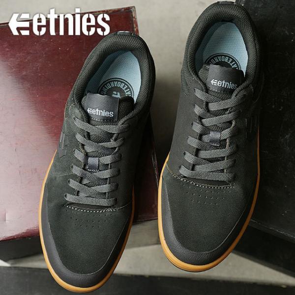 Etnies Marana Grey//Dark Grey//Blue