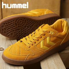 送料無料 hummel ヒュンメル HB TEAM HB チーム スニーカー 靴 メンズ・レディース SUN- FLOWER (HM201937-5282 FW18)
