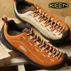送料無料 キーン KEEN メンズ ジャスパー MEN JASPER コンフォートシューズ アウトドアスニーカー 靴 Pollen/Brown Paisley (1019467 FW18)