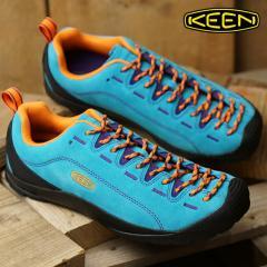 【SALE】キーン KEEN メンズ ジャスパー MEN JASPER コンフォートシューズ アウトドアスニーカー 靴 Bluebird/Autumn Glory (1019465 FW18)