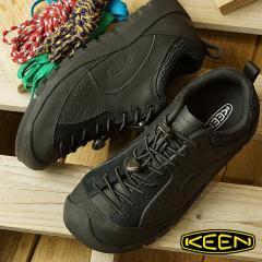 """送料無料 キーン KEEN レディース ジャスパー ロックス エスピー WOMEN JASPER """"ROCKS"""" SP コンフォートシューズ アウトドアスニーカー 靴 Triple Black (1019872 FW18)"""