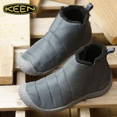 送料無料 キーン KEEN レディース ハウザー ミッド WOMEN HOWSER MID リラックス コンフォートシューズ 靴 Magnet/Steel Grey (1019653 FW18)