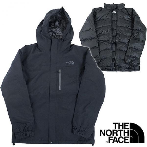 676e3a1bf97e7 送料無料 ザ・ノースフェイス THE NORTHFACE メンズ ゼウストリクライメートジャケット Zeus Triclimate Jacket