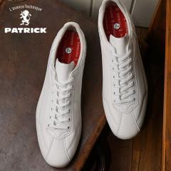送料無料 パトリック PATRICK ダチア・クラシック DATIA-CL メンズ レディース スニーカー 靴 ホワイト WHT (530660 FW18)