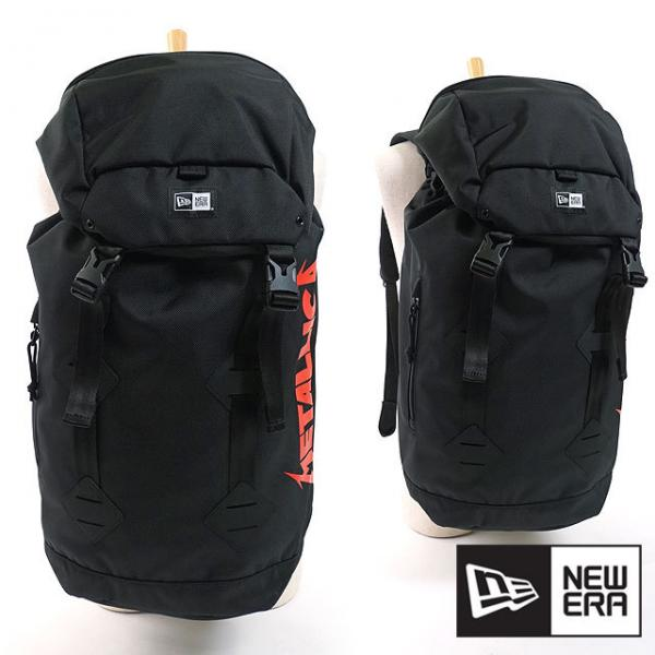 22360f8e635a 送料無料 ニューエラ キャップ NEWERA 28L メタリカ ロゴ バックパック RUCKSACK METALLICA ラックサック リュックサック