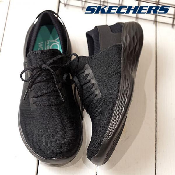 2700ab30fcdb8  SALE スケッチャーズ SKECHERS ユウ インスパア YOU-INSPIRE スニーカー レディース 靴 BBK (14950