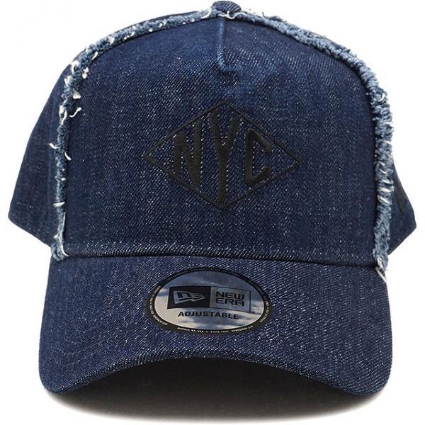 e91e933e30dd8b 【SALE】ニューエラ キャップ NEWERA NYC ダメージ加工 9FORTY DAMAGE スナップバック 帽子 メンズ レディース