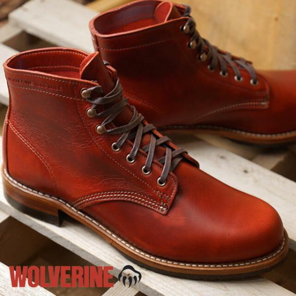3103ffbb1ee 【SALE】送料無料 ウルヴァリン WOLVERINE エバンス EVANS ウルバリン エヴァンス ワークブーツ メンズ 靴 RDLTR ...