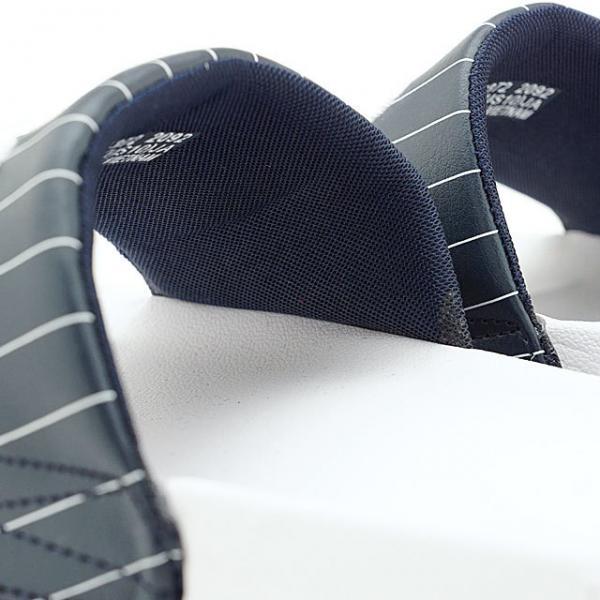 【SALE】フィラ FILA ドリフター ジャッキアップ ストライプ DRIFTER JACKED STRIPE メンズ レディース 厚底 ストラップサンダル 靴 Fネイビー (F0372-2092 SU19)