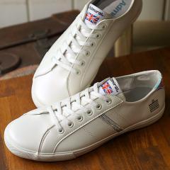 送料無料 アドミラル Admiral ワトフォード WATFORD メンズ レディース スニーカー カジュアル 靴 White/Prism [SJAD0705-0165 SS19]