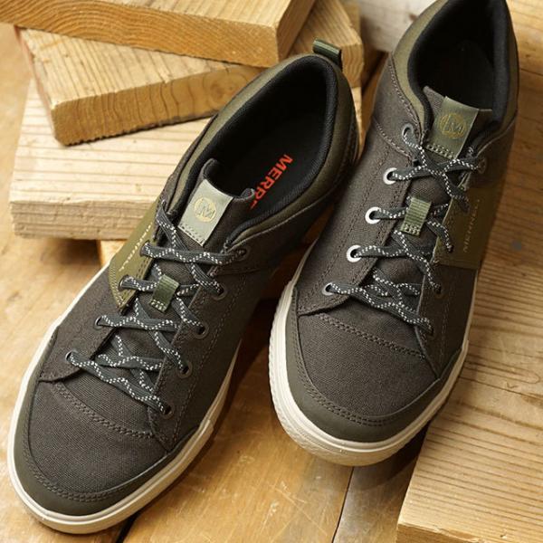 merrell men's rant discovery moc canvas sneaker