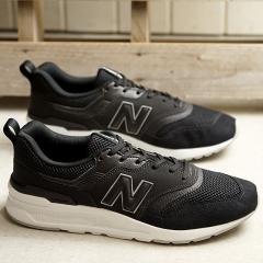 【SALE】ニューバランス newbalance CM997H BC メンズ レディース スニーカー 靴 BLACK ブラック系 (CM997HBC SS19)