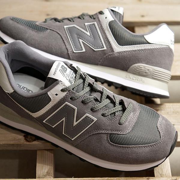 16b96cc7cbb69 【SALE】ニューバランス newbalance ML574 ESN メンズ レディース スニーカー 靴 CASTLEROCK グレー系  (ML574ESN