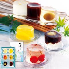 (※期日指定8月31日まで)【夏季限定】 竹風菓(6個)
