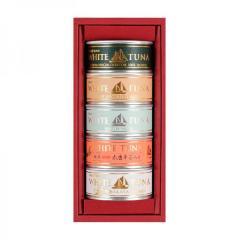 【 ギフト 】 ツナ缶 バラエティー5缶セット   モンマルシェ オーシャンプリンセス お中元 夏ギフト