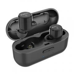 完全ワイヤレスイヤホン Bluetooth イヤフォン 通話用マイク搭載 「極の音域 True Wireless BB」 ブラック 生活防水対応 完全独立型ワイヤレスイヤホン