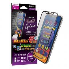 iPhone 11 Pro Max iPhone XS Max ガラスフィルム 液晶保護フィルム GLASS PREMIUM FILM 立体ソフトフレーム ゲーム特化 アイフォン11 proマックス