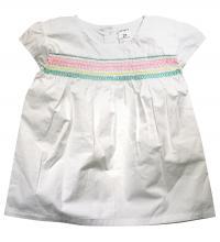 253G3873 Carter's カーターズ 涼やかホワイトTシャツ (3T)