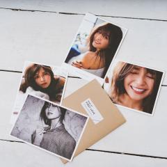 """宇野実彩子 (AAA) / Photo card set """"Days of FIRST LOVE"""""""