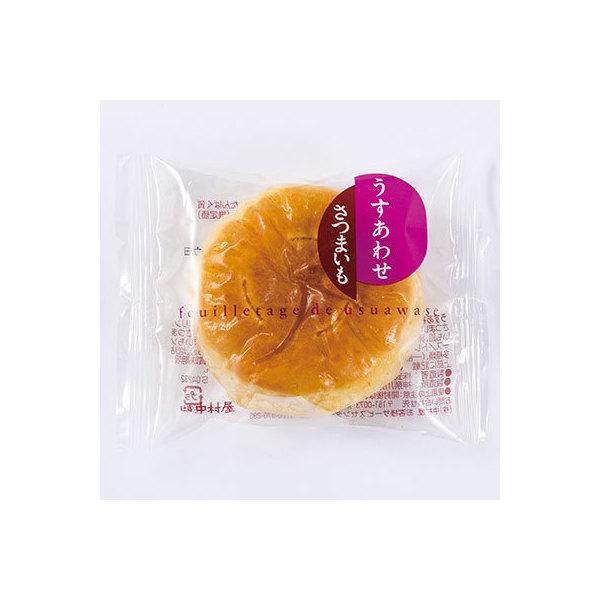 新宿中村屋 うすあわせ 10コ入【和菓子・焼菓子】